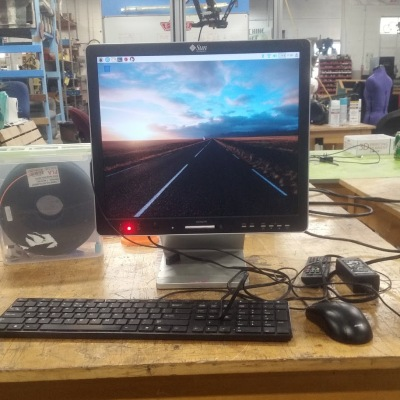 Sun Ray Thin Client Becomes Raspberry Pi Workstation | Hackaday