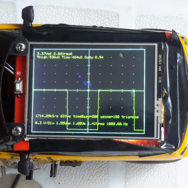 Hackaday Prize Entry: Oscilloscope For The Masses | Hackaday