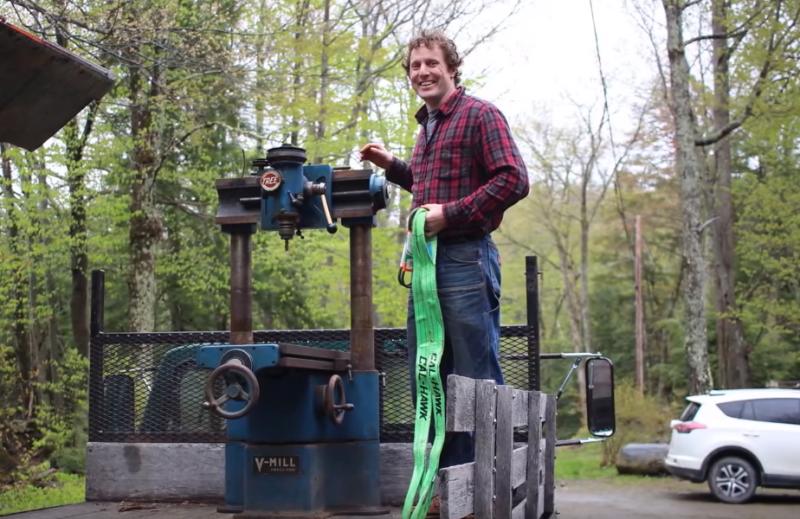 Craigslist Norman Ok >> Restoring A Strange Milling Machine From Craigslist Hackaday