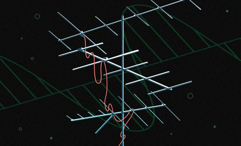 On Point: The Yagi Antenna | Hackaday