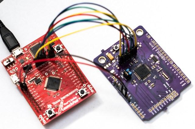 Hackaday Prize Entry: A Tiva Shaped Like An Arduino | Hackaday
