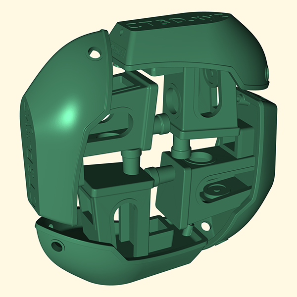The 3D Printer Packing Problem | Hackaday