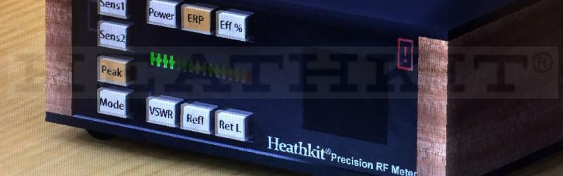 Heathkit's New RF Meter: Who Is It For? | Hackaday