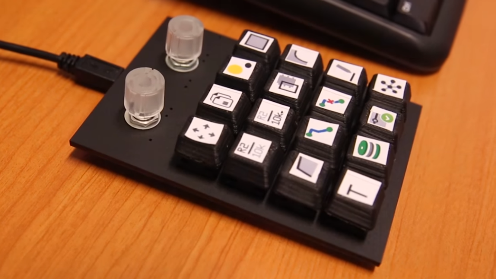 Diy Shortcut Keyboard