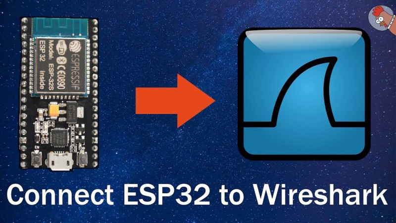 ESP To Wireshark | Hackaday