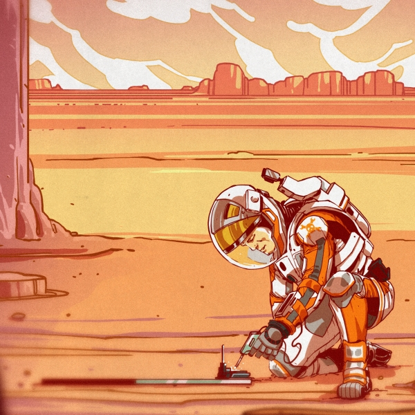 """Hacking On Mars In """"The Martian"""" 