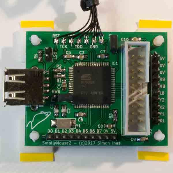 A Universal USB To Quadrature Encoder   Hackaday