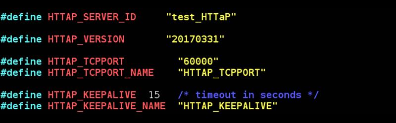 Hackaday Prize Entry: Minimalist HTTP | Hackaday