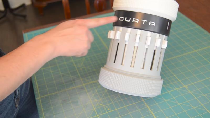 3D Printed Math Grenade
