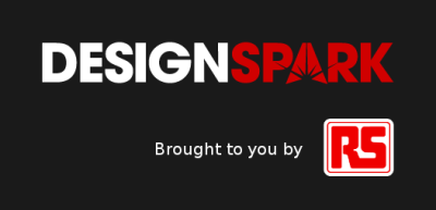 DesignSpark, brought to you by RS, our exclusive sponsor for this event.