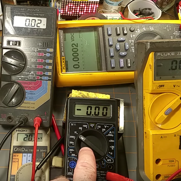 The Cheapest Meter On Banggood | Hackaday