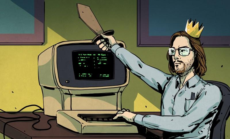 Game Like It Is 1983 | Hackaday