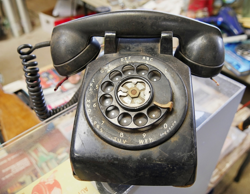 Rotary Phones And The Birth Of A Network | Hackaday