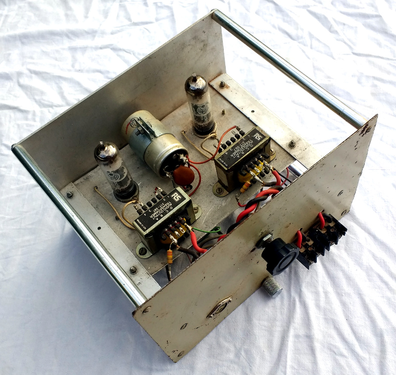 The Best Stereo Valve Amp In The World | Hackaday