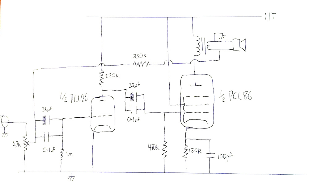 The Best Stereo Valve Amp In The World | aday  Watt Tube Amp Schematic on