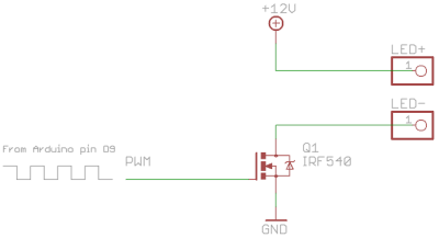 the next step is figuring out the mosfet that will be the best fit   considering overshoots while switching, i would like to go for a 20 v or  even a 30 v