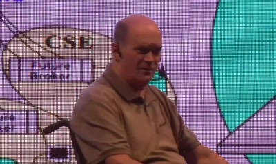 Bill Binney at SHA. (CC BY-SA 3.0)