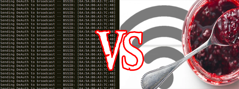 WiFi Deauthentication VS WiFi Jamming: What Is The