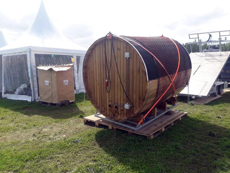 that troublesome SHA2017 Finnish sauna.