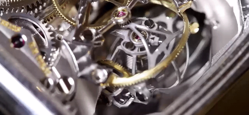 The Tourbillon: Anti-Gravity For Watch Movements | Hackaday