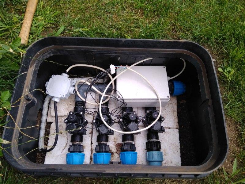 DIY Wireless Sprinkler System? Don't Mind If I Do  | Hackaday