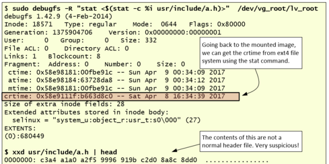 Starter Guide To Linux Forensics