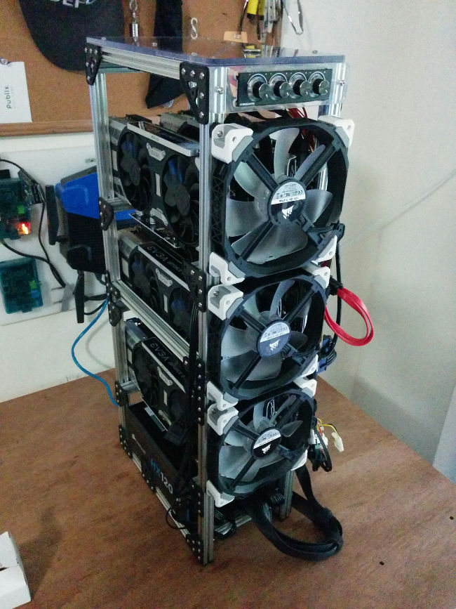 how to steal a gpu for cryptocurrency mining