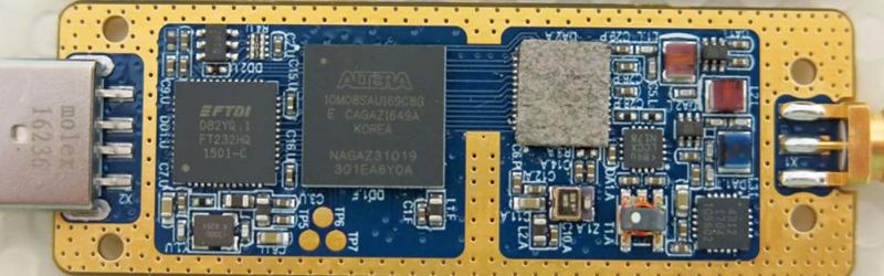 ColibriNANO USB SDR Receiver Reviewed | Hackaday