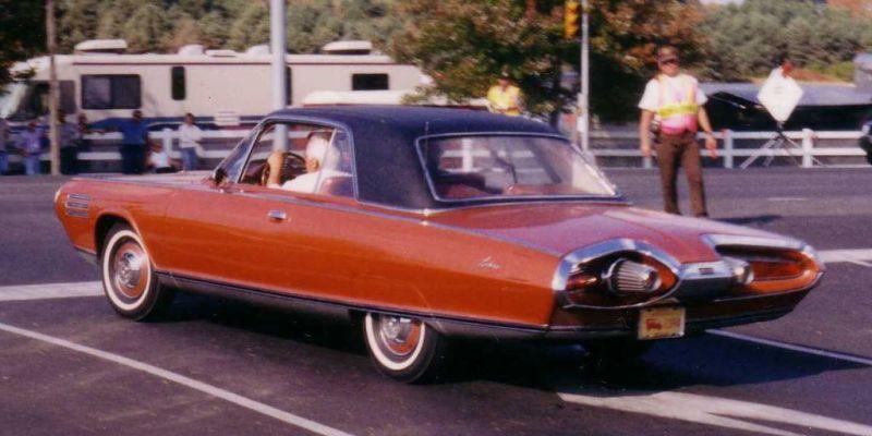 The Last Interesting Chrysler Had A Gas Turbine Engine