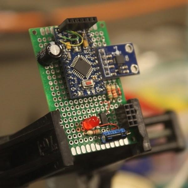 Sub-$20 Arduino-Based Telemetry System | Hackaday