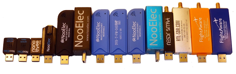 19 RTL-SDR Dongles Reviewed | Hackaday