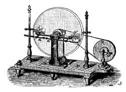 Holtz influence machine