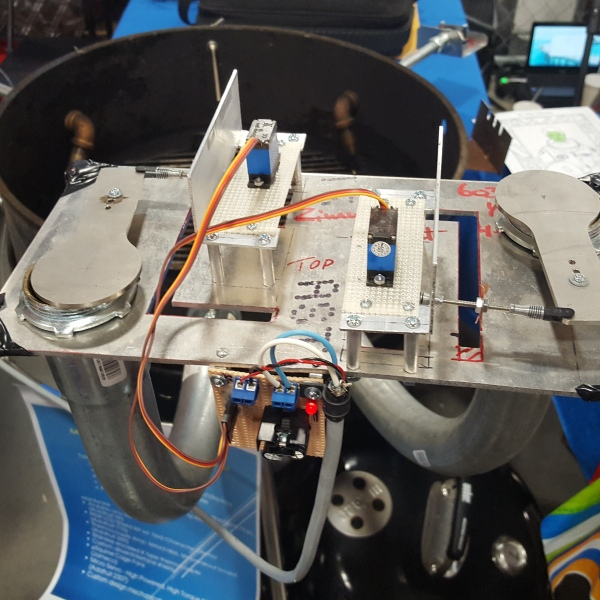 PID Controlled Charcoal BBQ – Put An Arduino On It! | Hackaday