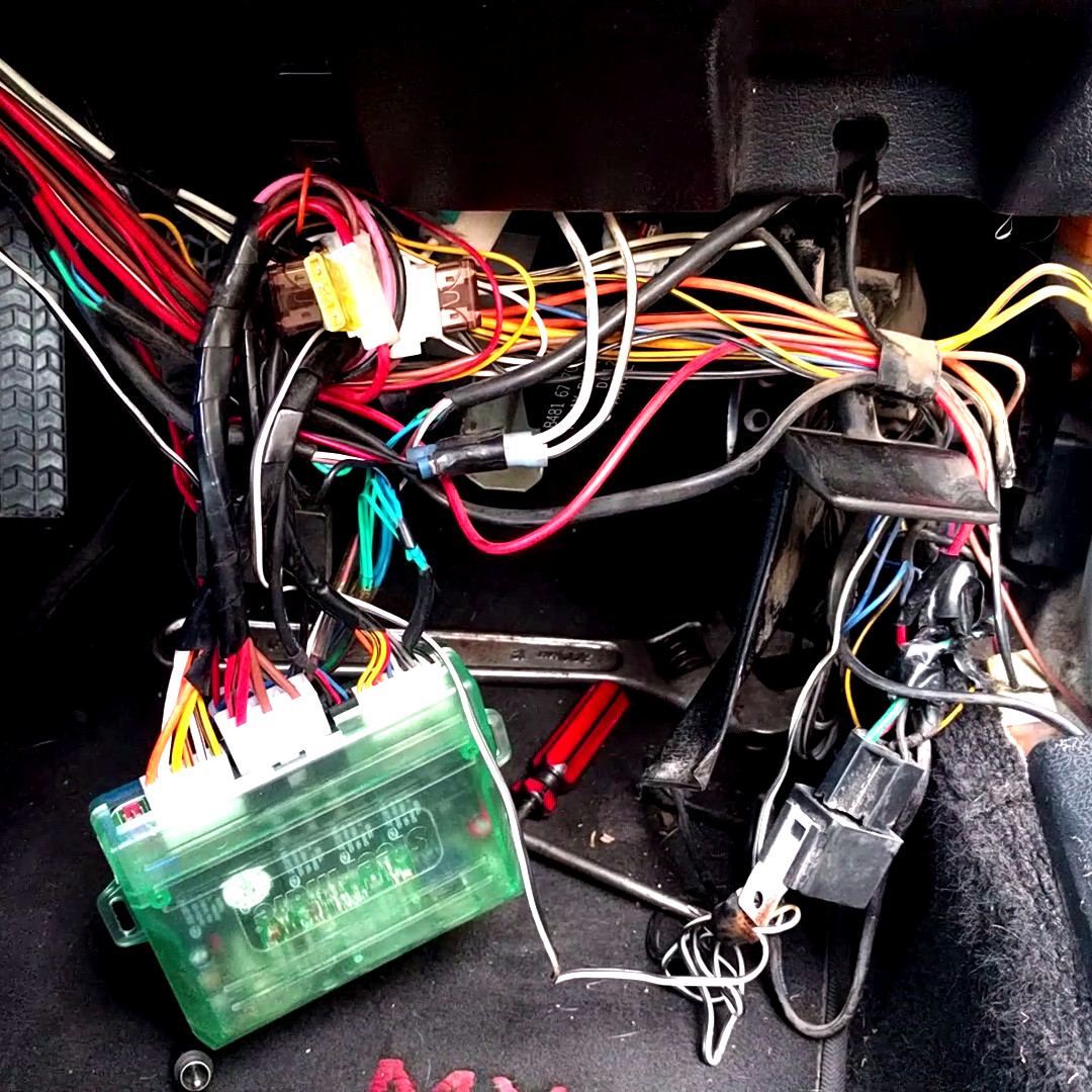 the bane of aftermarket car alarms hackadayRv Water Pump Wiring Diagram On Motorcycle Alarm Wiring Harness #12