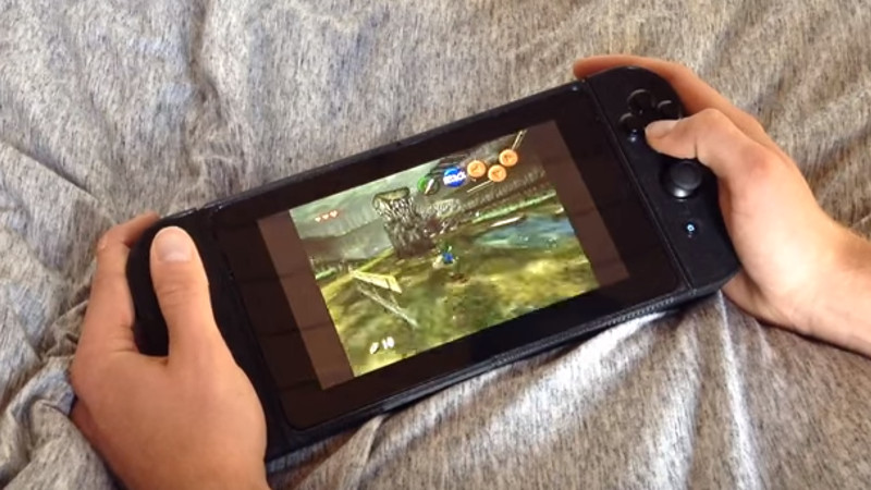 DIY Nintendo Switch May Be Better Than Real Thing | Hackaday