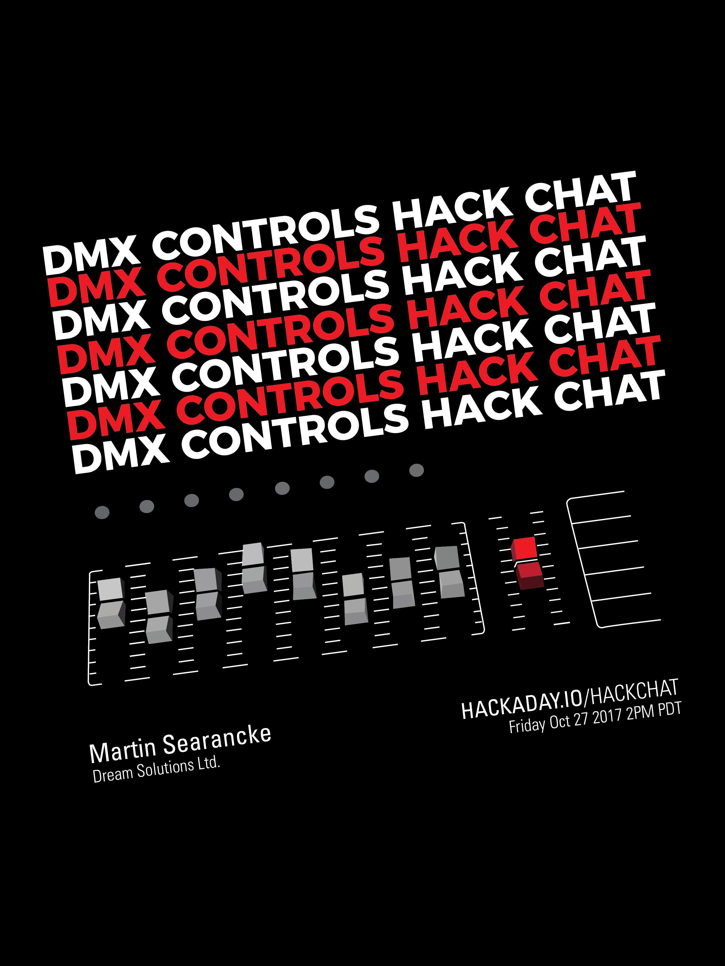 Dmx | Hackaday