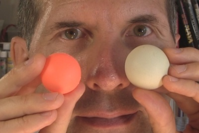 Eyeball balls
