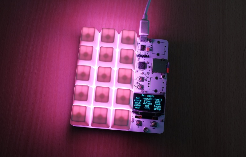 An Awesome Open Mechanical Keyboard | Hackaday