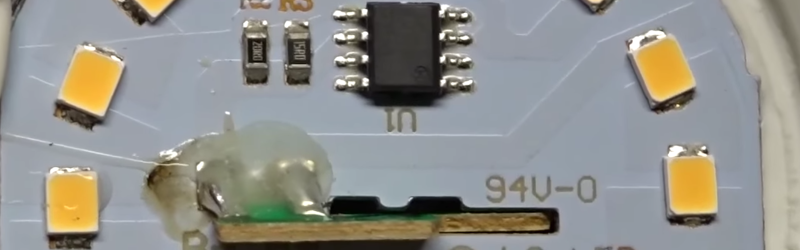 Running Led With 4017 Schematic Diagram
