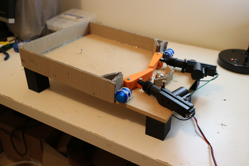 A Sandbox For DIY Pinball Design | Hackaday