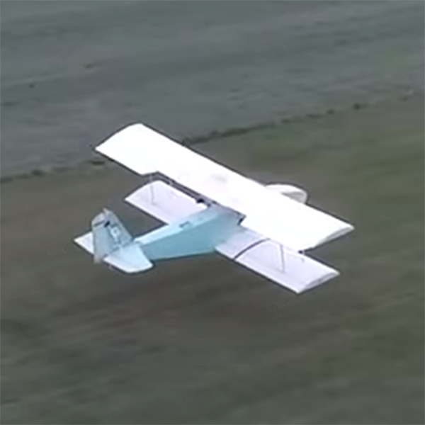 How To Build An Airplane In A Month And A Half | Hackaday