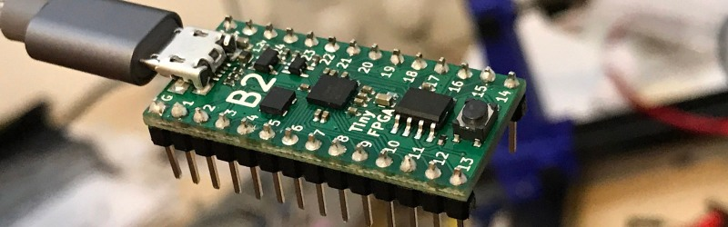 Hackaday Prize Entry: Programming FPGAs With Themselves
