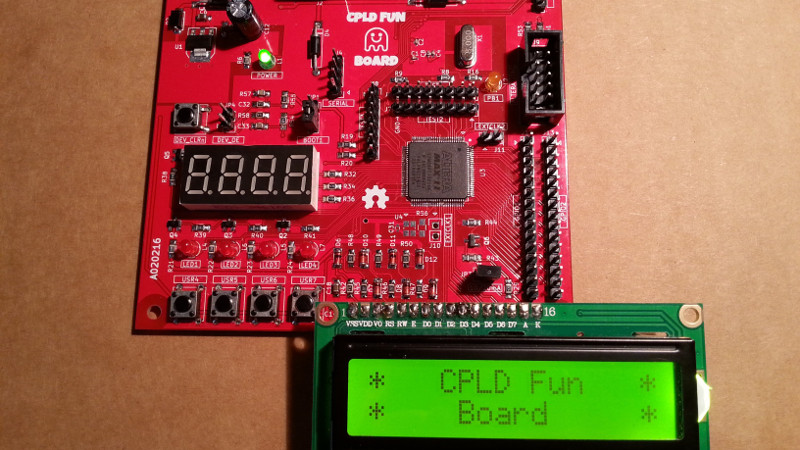 Build One, Get Two: CPLD And STM32 Development On A Single