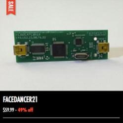 Facedancer21