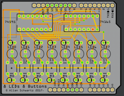 Making An Arduino Shield PCB With Fritzing | Hackaday