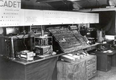 Harwell CADET computer