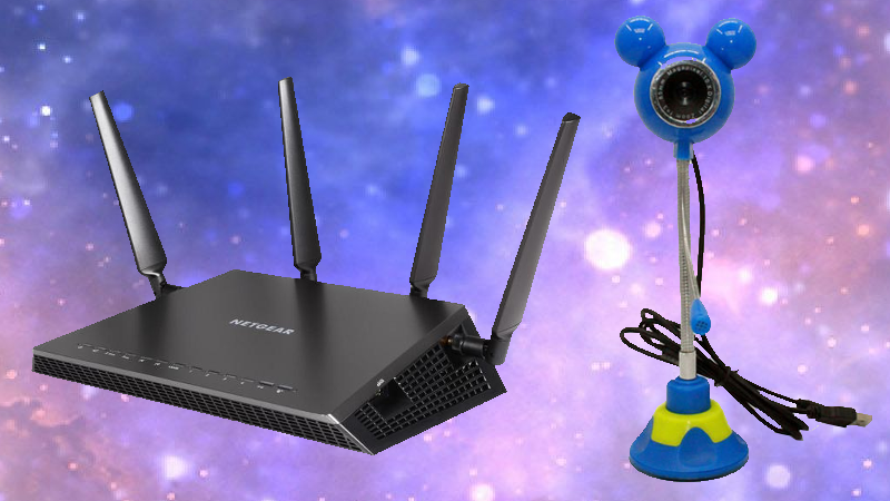 Why You Should Use Your Router As A Security Camera | Hackaday