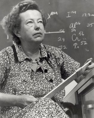 Maria Goeppert-Mayer - Theoretical physicist