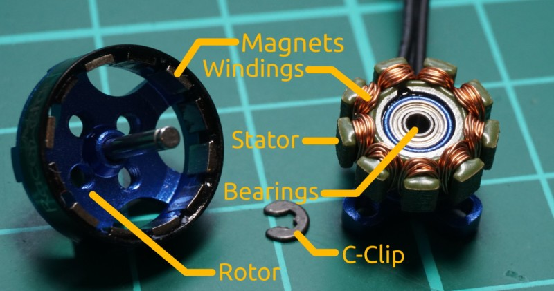 Rewire Your Own Brushless Motors | Hackaday