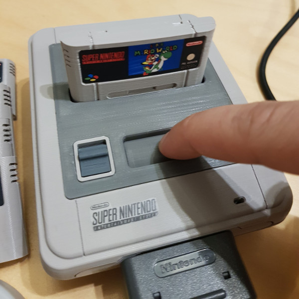 Homebrew SNES Mini Aims For Historical Accuracy   Hackaday